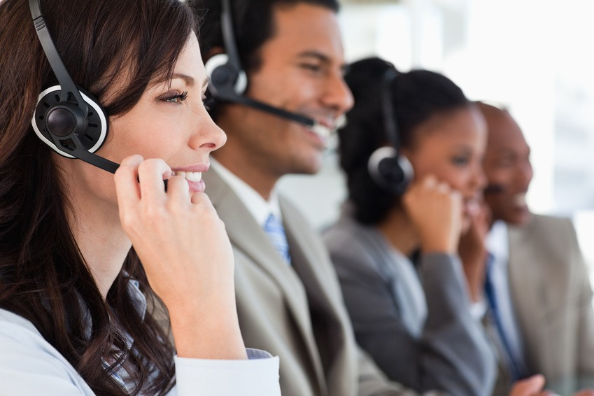 large conference call benefits from operator assistance