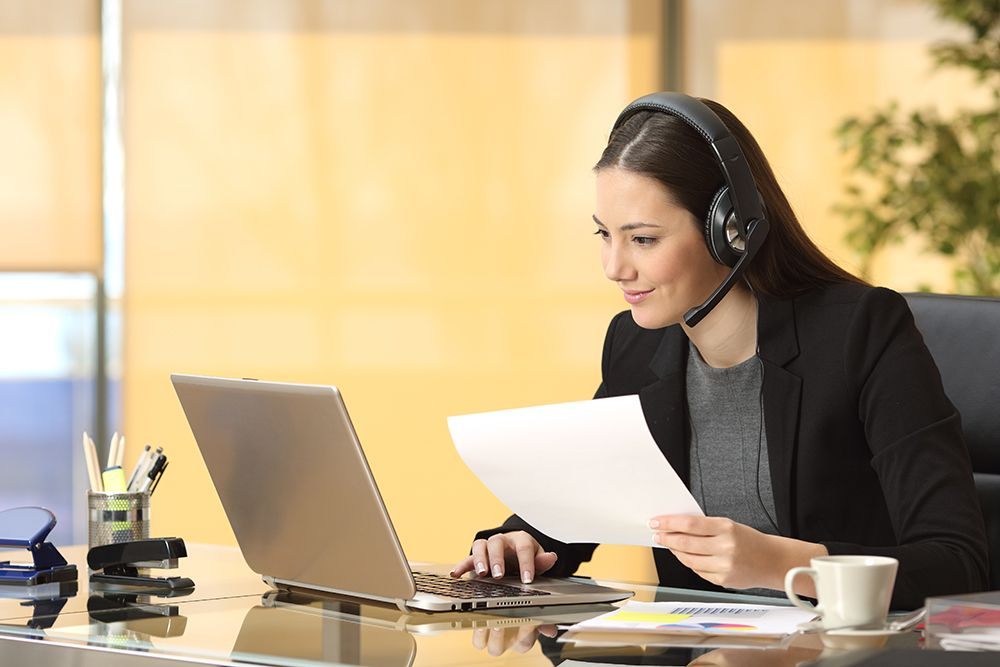 Increase productivity through virtual meetings